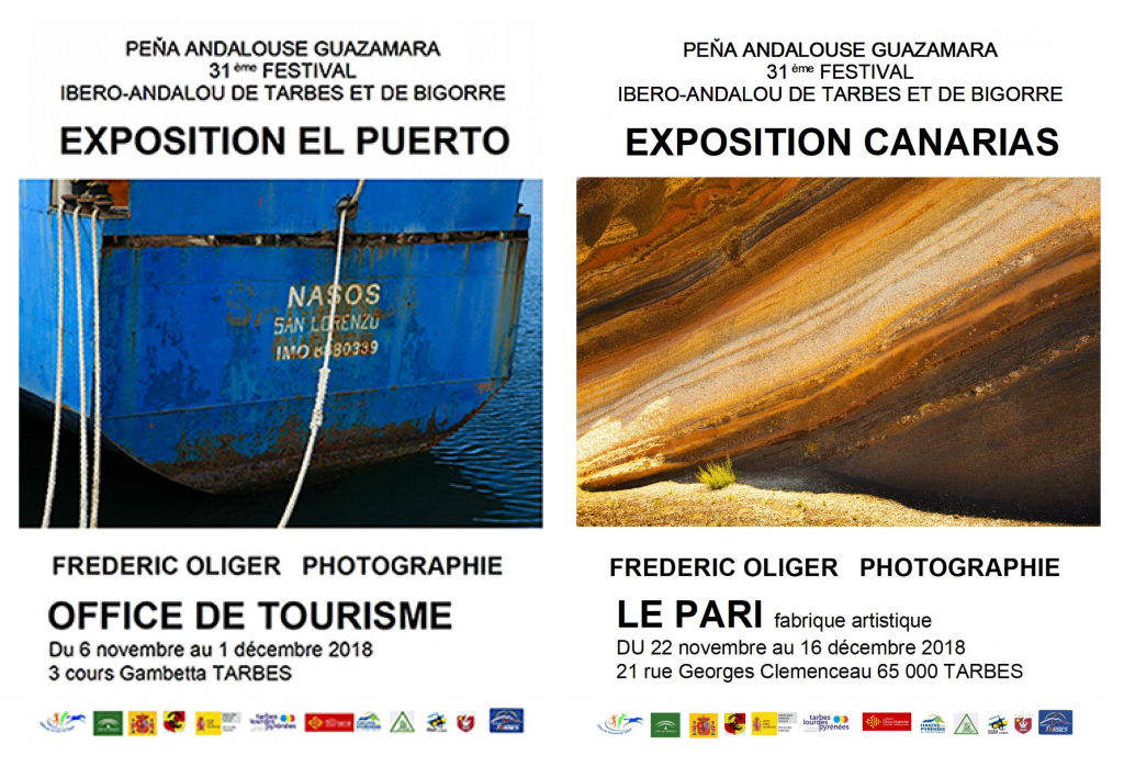 Frédéric Oliger photographe exposition à Huesca.